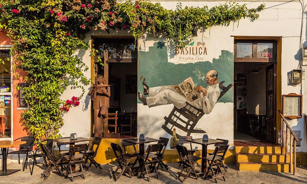 Un paseo diferente por las dos Cartagena de Indias